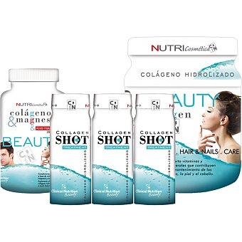 BEAUTY Lote nutricosmética especial colágeno Estuche 650 g