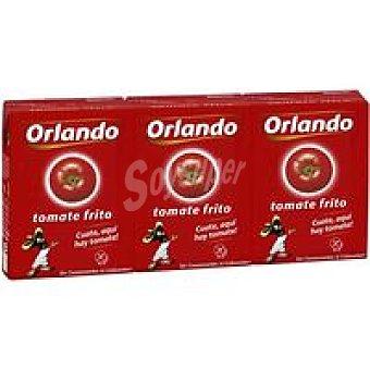 ORLANDO Tomate Frito 3x210GR+25%