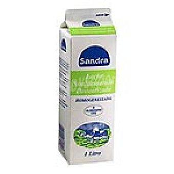 Sandra Leche semidesnatada fresca Envase 1 l