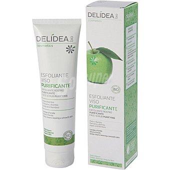 DELIDEA Bio Exfoliante facial purificante Envase 150 g