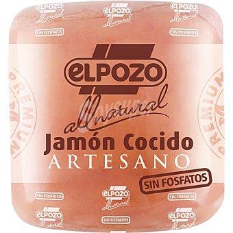 ElPozo Jamón cocido All Natural