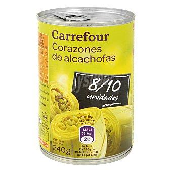 Carrefour Corazones de Alcachofa 8/10 240 g