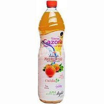 Sierra de Cazorla Agua con zumo de naranja Botella 1,25 litros