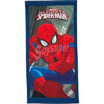 Marvel Spiderman toalla de playa Velour 75 x 150 cm