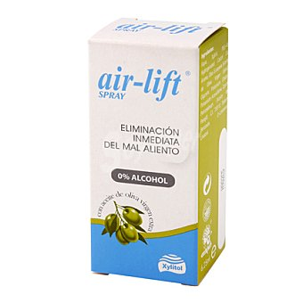 Air-Lift Spray bucal para el mal aliento 6 ml