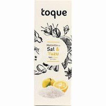 Toque Molinillo de sal con yuzu Frasco 80 g