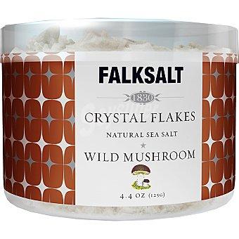 FALKSALT Escamas de sal a las setas silvestres Bote 125 g