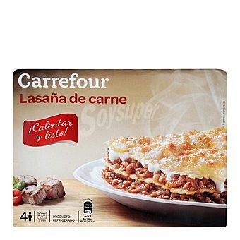 Carrefour Carrefour Lasaña con Carne 1 kg