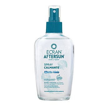 Ecran Aftersun After sun calmante hidratante efecto inmediato spray 200 ml