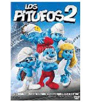 LOS PITUFOS 2 DVD