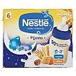 Papilla líquida 8 cereales con miel Pack 2 unidades 250 ml Nestlé