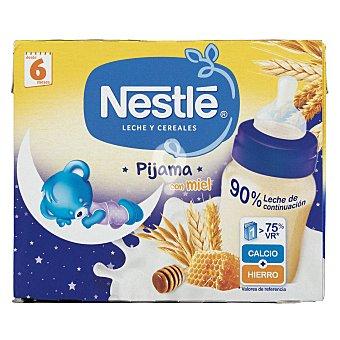 Papilla líquida 8 cereales con miel
