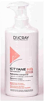 Ducray Ictyane Hd Bálsamo Corporal 400 ml