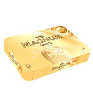 MAGNUM de FRIGO Magnum Blanco Caja de 4 ud