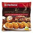 Croquetas de cocido con jamón serrano Recetas Artesanas Bolsa 500 g La Cocinera