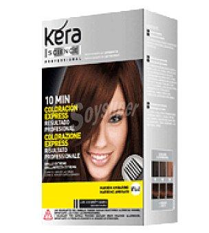 Les Cosmetiques Coloración Express Nº 6.41 Marrón Ambarino 1 ud