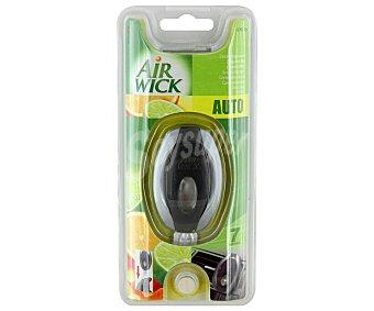 Air Wick Ambientador de Coche para Rejilla de Ventilación con Sistema Antifugas con Membrana y Olor a Cíitricos 1 Unidad
