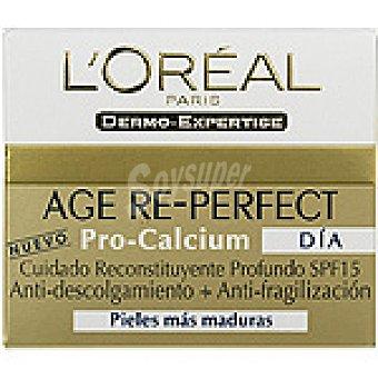 Dermo Expertise L'Oréal Paris Crema de día pro-calcium  Tarro 50 ml