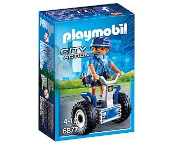 Playmobil Escenario de juego Control de policía, City Action 6924 playmobil City Action 6877