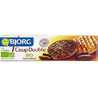 BJORG galletas biológicas con chocolate negro envase 225 g