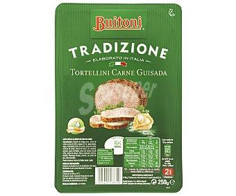 Buitoni Pasta Tortellini de carne guisada Bandeja de 250 g