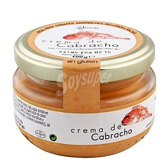 Pescaviar Chovas Crema de queso con Cabracho especial para untar, salsas y rellenos 100 g