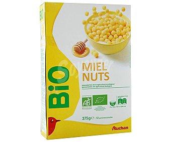 Auchan Cereales con miel 375 g