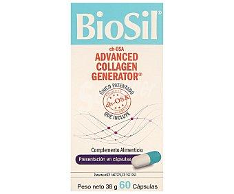 Biosil Complemento alimenticio que ayuda en la generación de Colágeno 60 uds