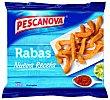Rabas empanadas y ultracongeladas de calamar 400 g Pescanova