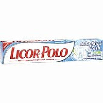 Licor del Polo Dentífrico frescor Non Stop Fresh Tubo 75 ml