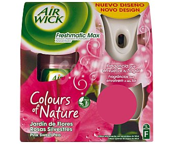 Air Wick Freshmatic max apto colours of nature