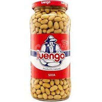 Luengo Soja cocida Frasco 570 g
