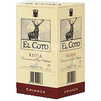 D.O. Rioja EL COTO Vino Tinto Crianza 4x0,75l