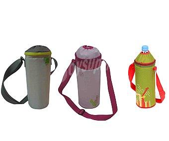 Auchan Botella de 1.5 litro con bolsa isotérmica para poder llevarla a cualquier sitio de forma cómoda 1 unidad