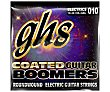 Pack de 6 cuerdas para guitarra eléctrica GBL Boomers Light 10-46, calibres: 010, 013, 017, 026, 036, 046 calibres: 010, 013, 017, 026, 036, 046  GHS