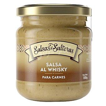 Salteras Salsa al whisky 180 g