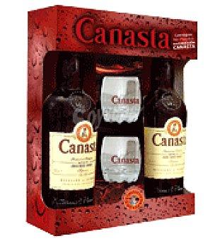 Canasta Cream Estuche 2 s jerez dulce Pack de 2x750 ml