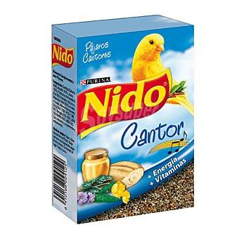 Nido Purina Complemento alimenticio para canarios Cantor Paquete de 150 g