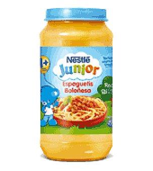 Nestlé Tarrito espagueti boloñesa Pack de 2x200 g