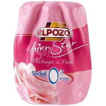 ElPozo Pechuga pavo sin grasa sin sal BienStar al corte 0,20kg