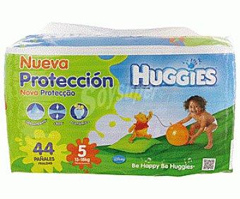 Huggies Pañal Jumbo Talla 5 Paquete 44 unid