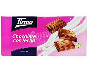 Tirma Chocolate con leche Tableta 150 g