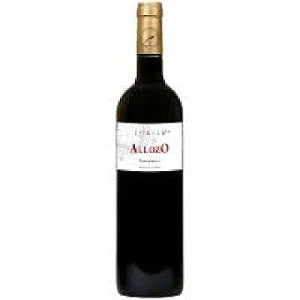 Allozo Vino Tinto Crianza La Mancha Botella 75 cl
