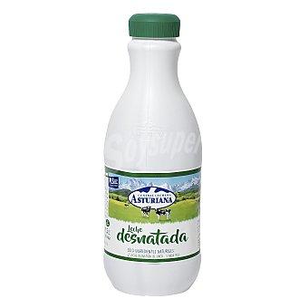 Central Lechera Asturiana Leche desnatada Botella 1,5 lt