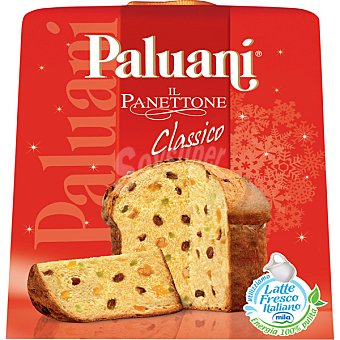 PALUANI Panettone clásico Estuche 900 g
