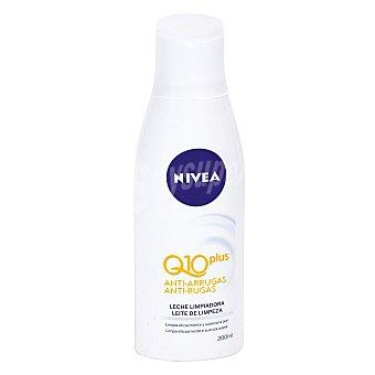 Nivea Leche limpiadora anti-arrugas Q10 Plus Frasco 200 ml