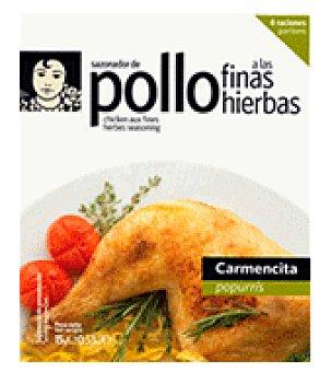 Gallina Blanca Sazonador para asado al horno de pollo 30 g