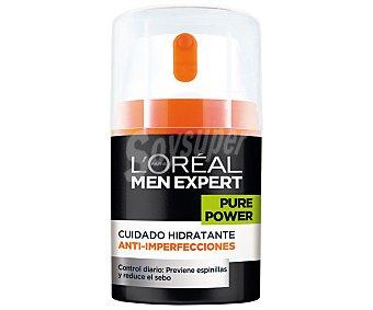 L'Oréal Crema facial hidratante y anti imperfecciones 50 mililitros