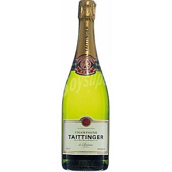 Taittinger Champagne brut reserve Botella 75 cl