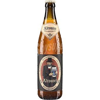 Bischofshof Cerveza rubia de trigo Altvater Botella 50 cl